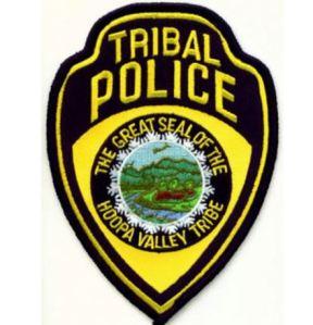 Hoopa Tribal Police Badge